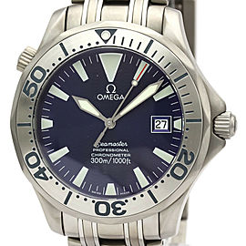 OMEGA Titanium Seamaster Professional 300M Watch