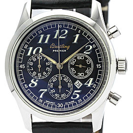 BREITLING Navitimer Premier Chronograph Automatic Watch A42035