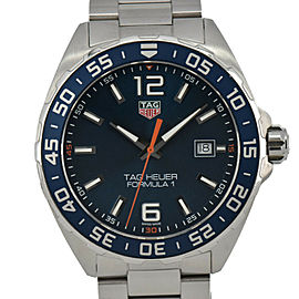 TAG Heuer Formula 1 WAZ1010.BA0842 Blue Dial Quartz Men's Watch