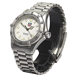 Tag Heuer 2000 Stainless steel Automatic 34mm Mens Watch