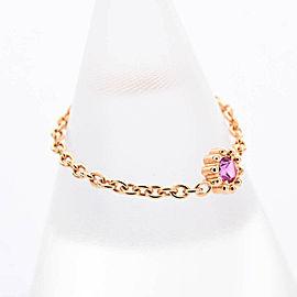 Dior 18k pink gold Mimi Rose Ring