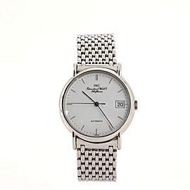IWC Schaffhausen Portofino Automatic Watch Stainless Steel 34