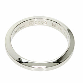 CARTIER PT950 Platinum Wedding Ring