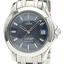 OMEGA Seamaster Stainless steel 120M Chronometer Automatic Watch