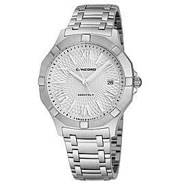 Concord Quartz 0320193 40mm Mens Watch