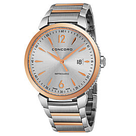 Concord Impressario 41mm Mens Watch