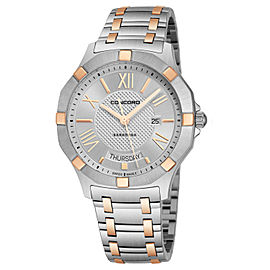 Concord Quartz C100 40mm Mens Watch