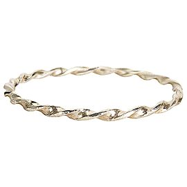 BRAND NEW Gurhan 'Midnight' Bangle Bracelet in Sterling Silver MSRP 550