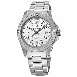 Breitling Chronomat Colt 41MM Men's Stainless Steel Watch