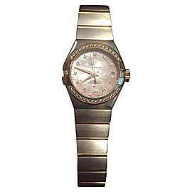 Omega Constellation 123.25.27.20.57.004 27mm Womens Watch