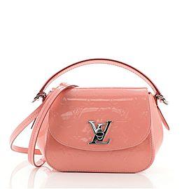 Louis Vuitton Pasadena Handbag Monogram Vernis