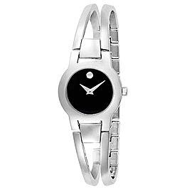 Movado Amorosa 604759 24mm Womens Watch