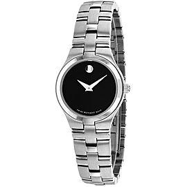 Movado Juro 605024 25mm Womens Watch