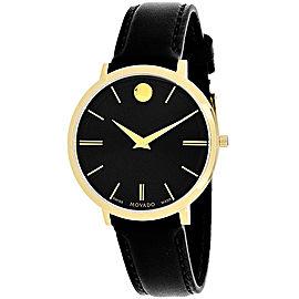 Movado Ultra Slim 607091 34mm Womens Watch