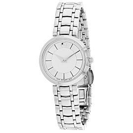 Movado 1881 Quartz 607098 27mm Womens Watch