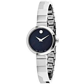 Movado Novella 607109 24mm Womens Watch