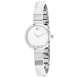 Movado Novella 607110 24mm Womens Watch