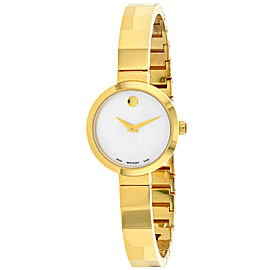 Movado Novella 607111 24mm Womens Watch