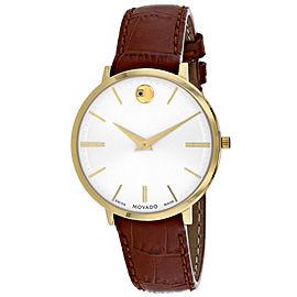 Movado Ultra slim 607176 35mm Womens Watch