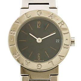 BVLGARI BBS23SS Stainless Steel Bulgari Bulgari Watch