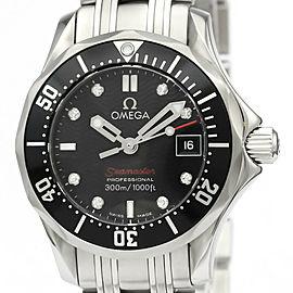 OMEGA Seamaster Stainless steel Pro 300M Diamond Watch