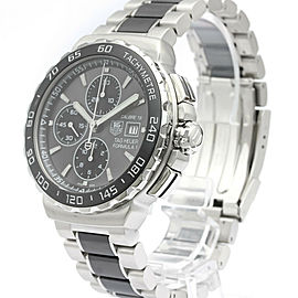 TAG HEUER Formula 1 Chronograph Steel Automatic Watch CAU2010