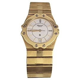 Chopard St. Moritz SM31766 18K Yellow Gold 32mm Unisex Watch