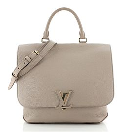 Louis Vuitton Volta Handbag Leather