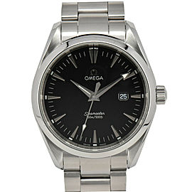 OMEGA Seamaster AquaTerra 150m 2517.5 Date black Dial Quartz Men's Watch
