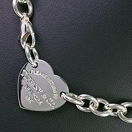 TIFFANY & Co Silver 925 Return to TIFFANY & Co. Necklace