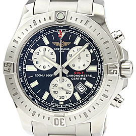 BREITLING Colt Chronograph Steel Quartz Mens Watch A73388
