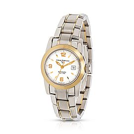 Girard Perregaux Lady F 80390 Watch in SS & 18K Yellow Gold