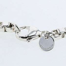 TIFFANY & Co 925 Silver bracelet TBRK-46