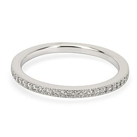 Tiffany & Co. Lucida Diamond Eternity Band in Platinum (0.20 CTW)