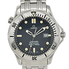 OMEGA Seamaster300M 2542.8 Blue Dial Quartz Men's Watch