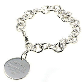 TIFFANY & Co 925 Silver bracelet TBRK-450