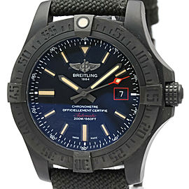 BREITLING Avenger Black Bird 44 Titanium Automatic Mens Watch V17311