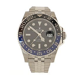 Rolex Oyster Perpetual Date GMT-Master II Batman Automatic Watch Stainless Steel and Cerachrom 40