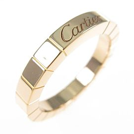 Cartier 18K Pink Gold Lanieres ring TkM-261