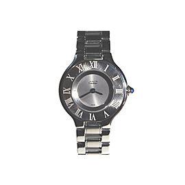 Cartier Must de Cartier 21 1340 25mm Womens Watch