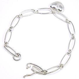 TIFFANY&Co Silver925 heart bracelet