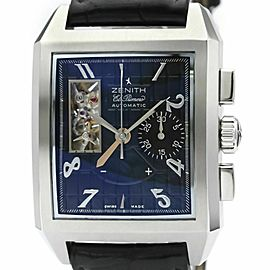 ZENITH Port Royal Open El Primero Automatic Watch 03.0540.402