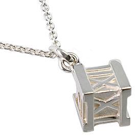 TIFFANY & Co Silver925 Atlas Necklace