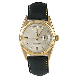 Rolex Oyster Perpetual Day-Date 1803 36mm Mens Watch