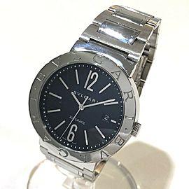 BVLGARI BB42SS Bulgari Stainlees Steel Watch
