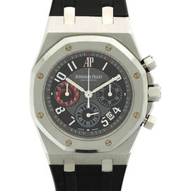 Audemars Piguet Royal Oak 25979ST.0.0002CA.01 Stainless Steel & Rubber 40mm Mens Watch