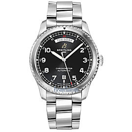 Breitling Aviator 8 Automatic Day Date 41 Mens Watch