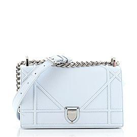 Christian Dior Diorama Flap Bag Lambskin Small