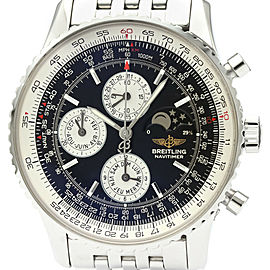 BREITLING Navitimer Olympus Moon Phase Automatic Watch A19340