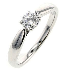 TIFFANY & Co. Platinum and Diamond Harmony Ring